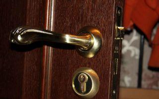 Выбор дверной фурнитуры