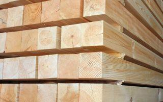 Преимущества клееной древесины