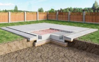Основы заложения фундамента при построении домов