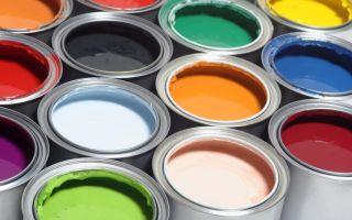 Краски для вашего дома