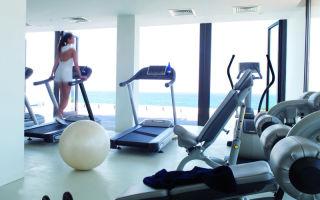 Фитнес оборудование