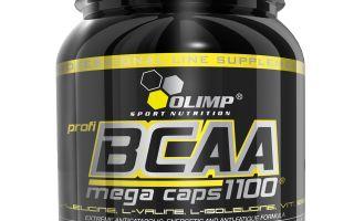 BCAA аминокислоты — зачем нужны и с чем едят