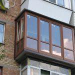 Что делать если течет крыша балкона