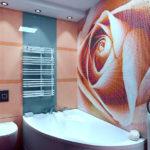 Панно из мозаики на кухню и в ванную комнату2