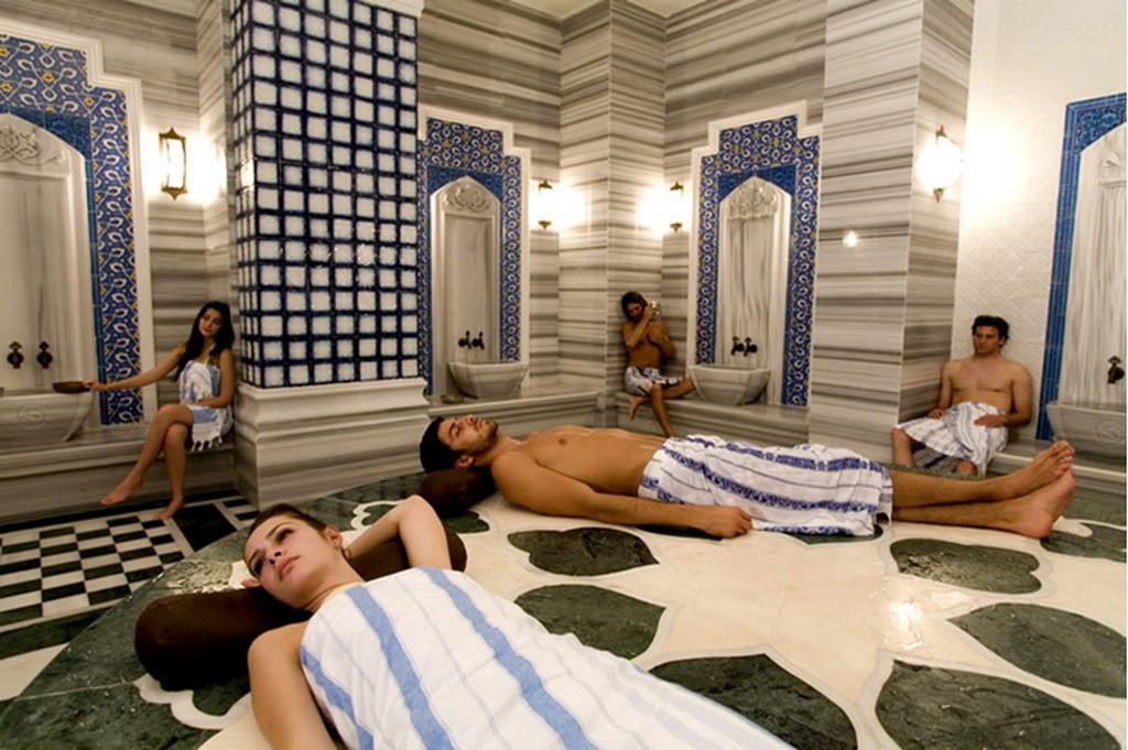 Прелести турецкой бани