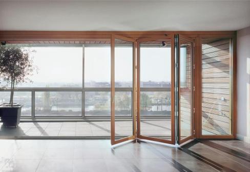 Раздвижные окна: лучшее решение для остекления помещения