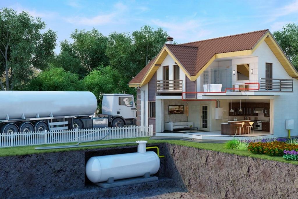 С автономной газификацией — загородная жизнь в радость!
