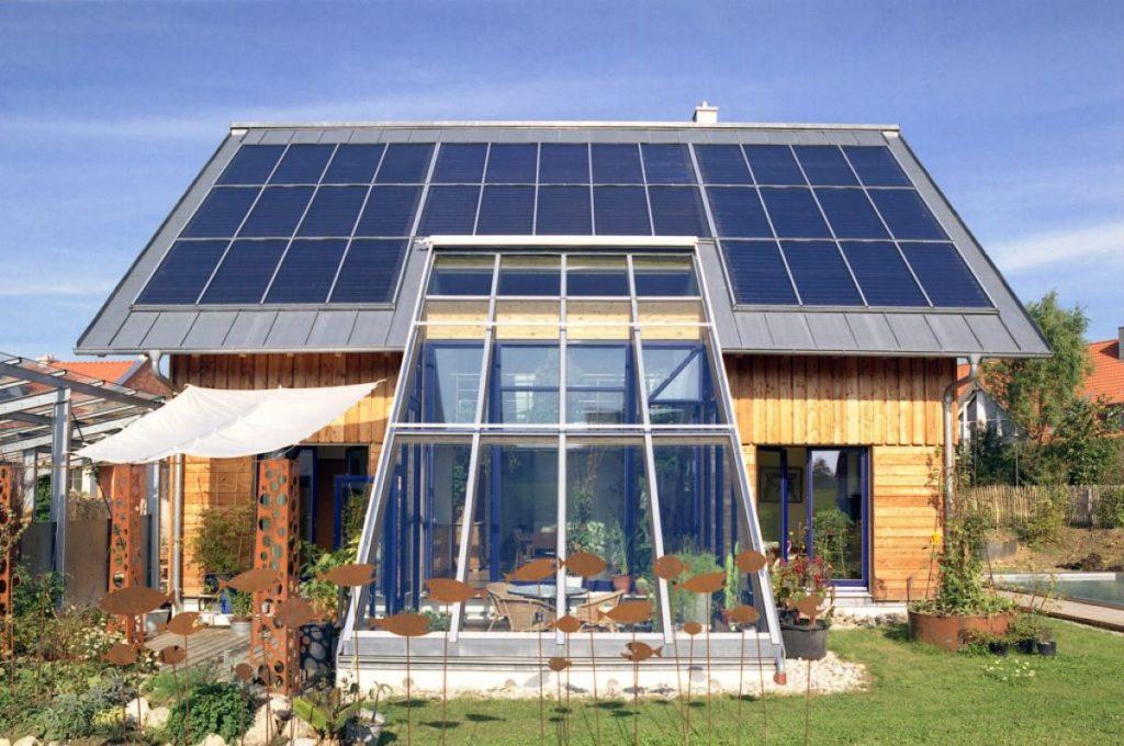«Солнечный» дом – фантазия, которая может стать реальностью