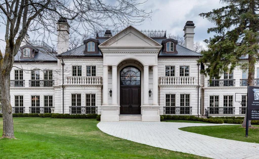 Архитектура особняка