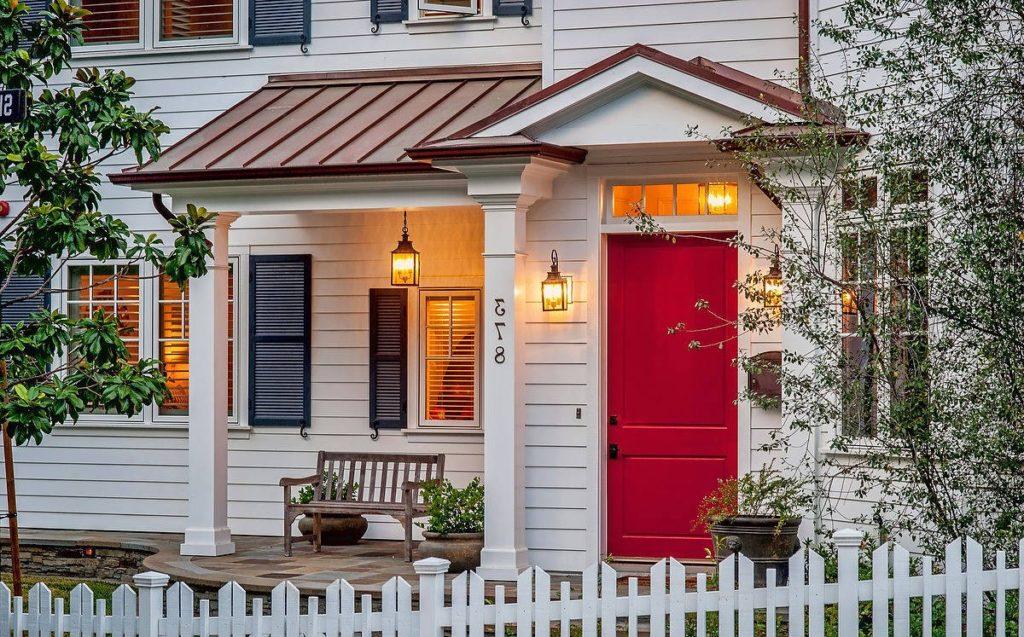 Как украсить свой дом, фасад