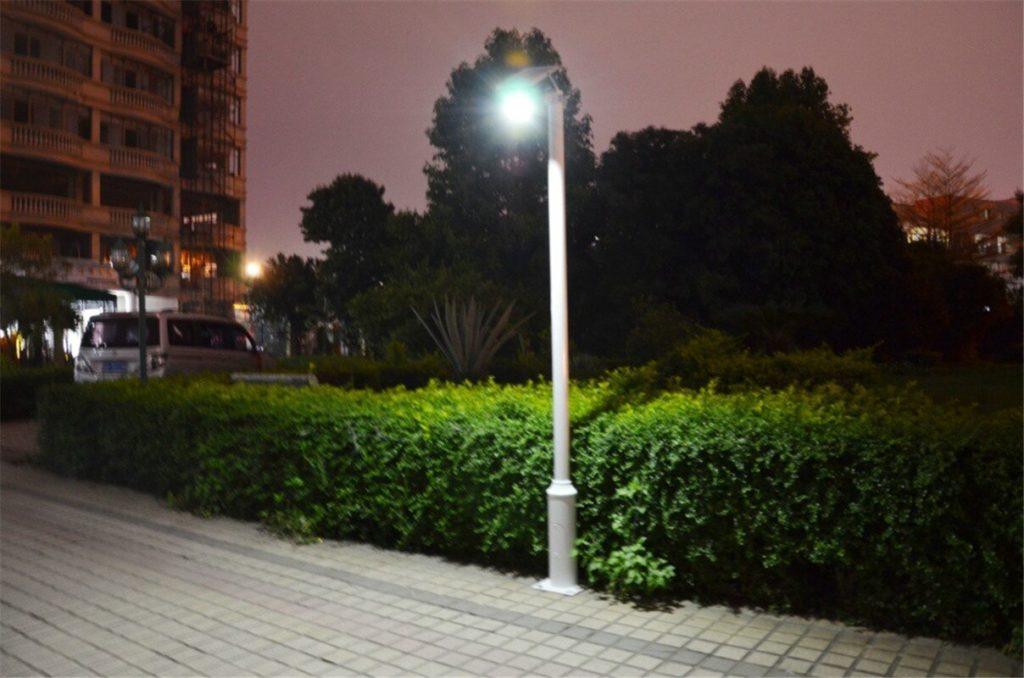 Почему хорошо использовать светодиодные светильники для уличного освещения?