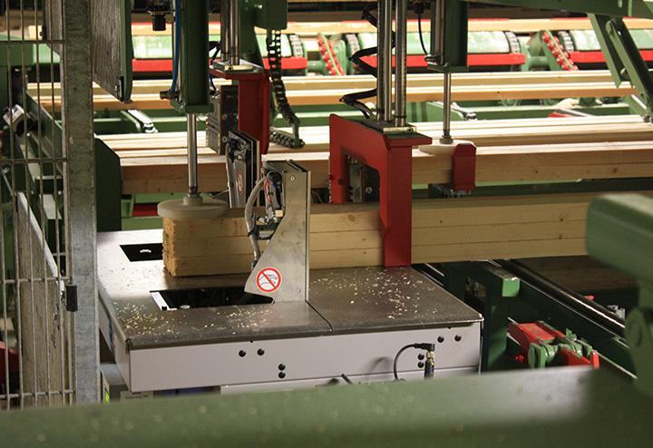 Приобретение деревообрабатывающего оборудования