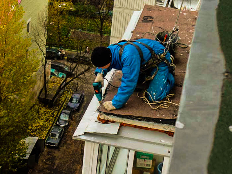 Ремонт квартир на последнем этаже: крыша, которая не протечет