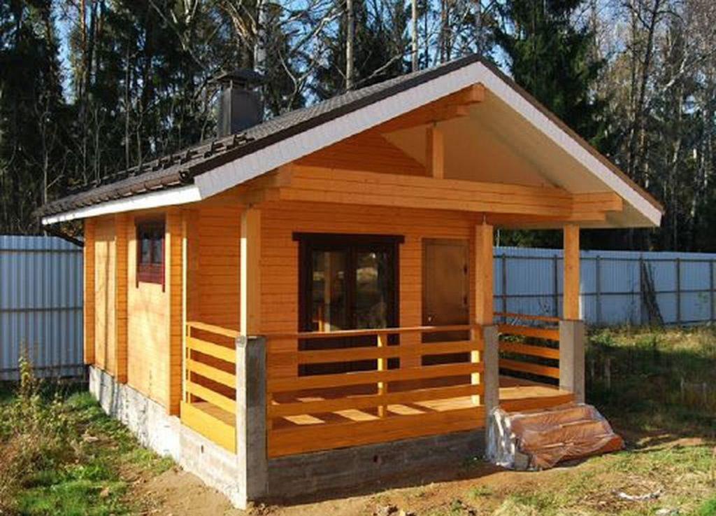 Строительство деревянных домов и бань из бруса под ключ