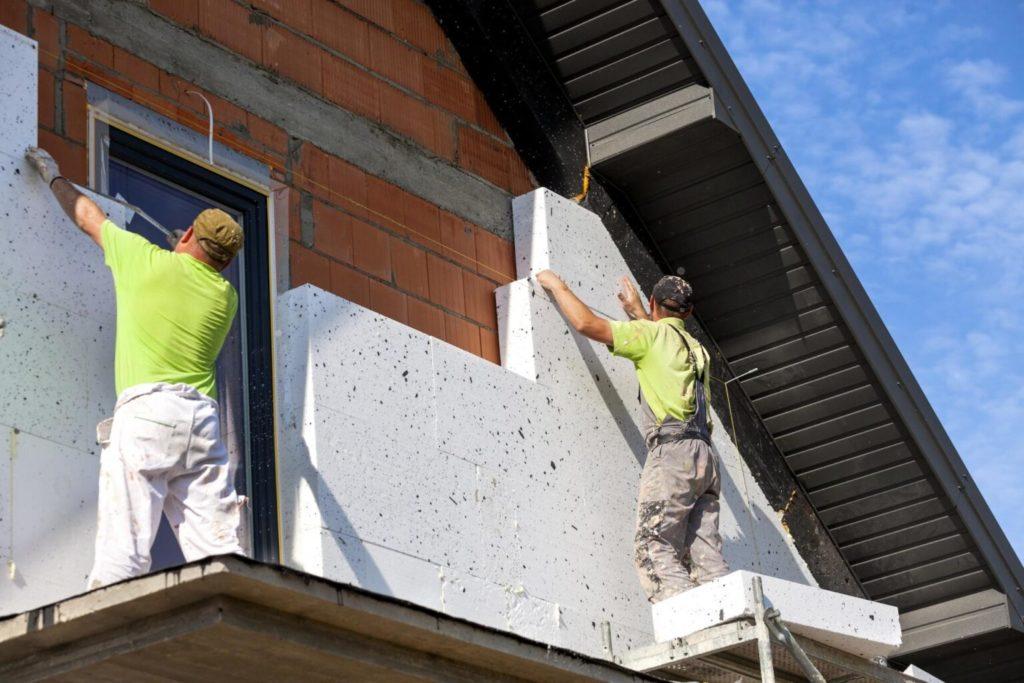 Утепление фасада. 7 самых распространенных ошибок