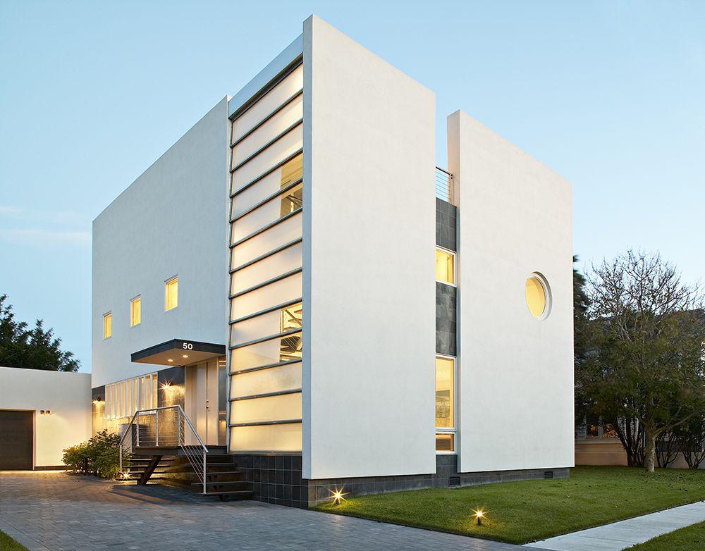 Выбираем современный фасад