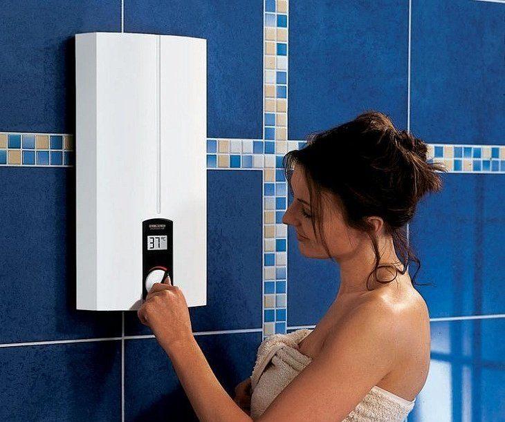 Выбор водонагревательного прибора